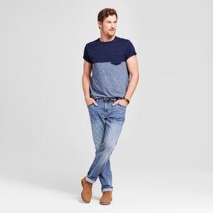 Other - Men's Denim Slim Jeans - Goodfellow™ Medium Wash